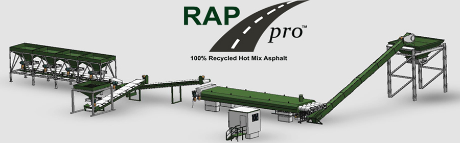 RAPpro 100% Recycled HMA Production