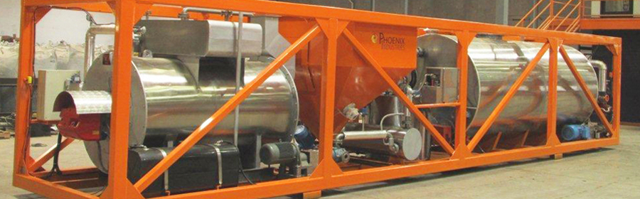 Asphalt Rubber Blending Equipment