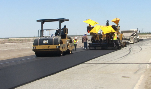 PelletPAVE Plus - Racetrack Paving