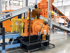 Tyre Recycling Equipment