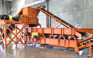 Scrap tire recycling plants for Tractor tire recycling